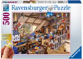 Ravensburger - Grandmas Attic Puzzle 500 pieces