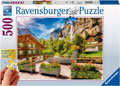 Ravensburger - Lauterbrunnen, Switzerland Puz 500 pieces