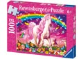 Ravensburger - Horse Dream Puzzle GLITTER 100 pieces