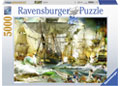 Ravensburger - Battle on High Sea Puzzle 5000 pieces