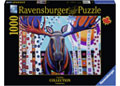 Ravensburger - Winter Moose Puzzle 1000 pieces