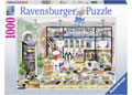 Ravensburger - Wanderlust Good Morning Paris 1000 pieces