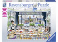 Ravensburger - Wanderlust London Tea Party 1000 pieces
