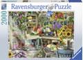 Ravensburger - Gardener's Paradise Puzzle 2000pc