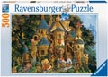 Magical Knowledge College Puzzle 500pc