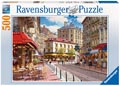 Ravensburger - Quaint Shops Puzzle 500 pieces