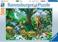 Harmony in the Jungle Puzzle 500pc