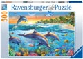 Dolphin Cove Puzzle 500pc