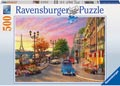 Ravensburger - A Paris Evening Puzzle 500 pieces