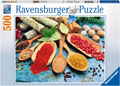 Colourful Spices Table Puzzle 500pc