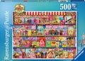 Ravensburger - The Sweet Shop Aimee Stewart 500 pieces