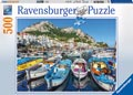 Ravensburger - Colourful Marina Puzzle 500 pieces