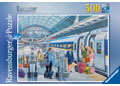Eurostar at St. Pancras Puzzle 500pc
