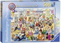 Fit 4 Nothing Gym Puzzle 500pc