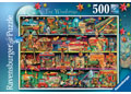 Ravensburger - Toy Wonderama Aimee Stewart 500pc
