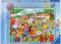 Ravensburger - School Sports Day Puzzle 500pc