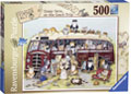 Ravensburger - Crazy Cats… on the Coach Trip 500pc