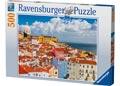 Ravensburger - Lissabon Puzzle 500pc