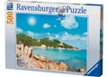 Beach In Sardinia Puzzle 500pc