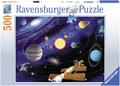 Ravensburger - Solar System Puzzle 500pc