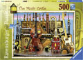 Ravensburger - Music Castle Puzzle 500pc
