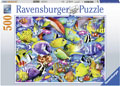 Ravensburger - Tropical Traffic Puzzle 500 pieces