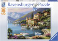 Ravensburger - Villa Bella Vista Puzzle 500 pieces