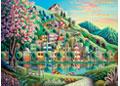 Ravensburger - Blossom Park Puzzle 500pc