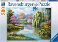 Rburg - Romantic Pond View Puzzle 500pc