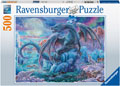 Ravensburger - Mystical Dragons 500 pieces
