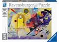 Rburg - Kandinsky Yellow Red Blue 1000pc