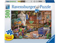 Ravensburger - The Attic Lge Form Puz 500pc