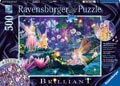 Ravensburger - Fairy with Butterflies Puzzle 500 pieces