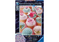 Cupcakes Heaven Brilliant Jewel 500pc