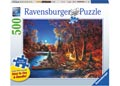 Still Of The Night Large Format Puzzle 500pc