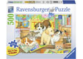 Ravensburger - Pet on Tour Puzzle Large Format 500pc
