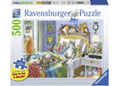 Ravensburger - Cat Nap Puzzle 500 pieces Large Format