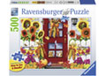 Ravensburger - Autumn Birds Puzzle 500 pieces Large Format