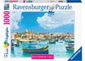 Ravensburger - Mediterranean Malta 1000 pieces
