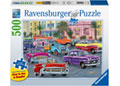 Ravensburger - Cruis'in 500 pieces Large Format