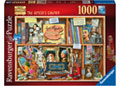 Ravensburger - The Artist's Cabinet 1000 pieces