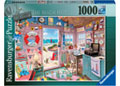 Ravensburger - My Haven No7 - The Beach Hut 1000 pieces