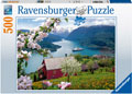 Ravensburger - Landscape 500 pieces