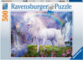 Ravensburger - Mystic Steeds 500 pieces