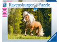 Ravensburger - Galloping Along! 1000 pieces