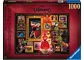 Ravensburger - Villainous: Queen of Hearts 1000 pieces