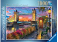 Ravensburger - Tower Bridge at Sunset 1000 pieces