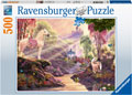 Ravensburger - The Magic River 500 pieces
