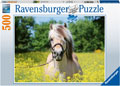 Ravensburger - White Horse 500 pieces