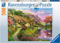 Ravensburger - Country House 500 pieces